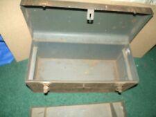 vintage craftsman tool box  20 inch restorable