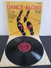 DANCE-ALONG CRL-757387 BALLROOM JACK HANSEN SHRINK WRAP ON EXCELLENT TESTED LP