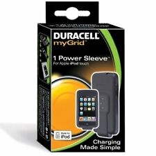 DURACELL MYGRID power Manche Adaptateur pour iPod touch cover sac Chargeur Charg
