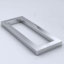 Design Edelstahl Wandkonsole Regalhalter Regalträger Konsolen WH01 50 cm