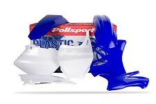 Polisport Motocross Plastic Kit for YAMAHA YZ 125 / 250 2006 - 2014 OEM 12 90116