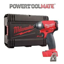 "Milwaukee M18FID 18V Fuel 1/4"" Hex Impact Driver (Body Only) with Carry Case"