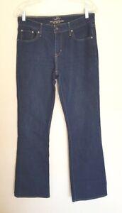 LEVI'S Designer Ladies Demi Curve Boot Leg Classic Rise Jeans size 29W EUC
