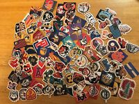 100 Skateboard Stickers NCAA copper plate paper Decals Sticker sport Laptop