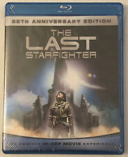 The Last Starfighter [New Blu-ray] 25th Anniversary Edition. FACTORY SEALED