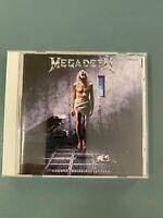 Megadeth – Countdown To Extinction CD 1997 Japan Press RARE NM!!