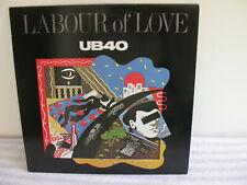 LP 33 Tours,  UB40, LABOUR OF LOVE - 1983  Réf. : 205.716