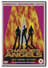 Charlie's Angels DVD (2001) Cameron Diaz