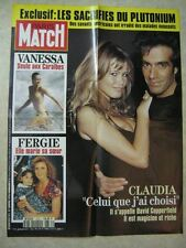 AFFICHE PROMO MATCH 2331/94 VANESSA PARADIS FERGIE (2)