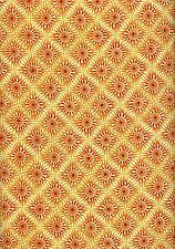 Return to Atlantis Sunburst Quilt Fabric - 1 Yard