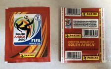 Panini WC South Africa 2010 - pochette Bustina Tüte Zakje Packet
