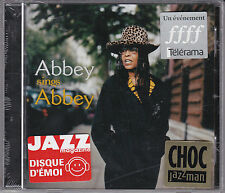 CD 12T ABBEY SINGS ABBEY DE 2007 NEUF SCELLE WITH FRENCH STICKER