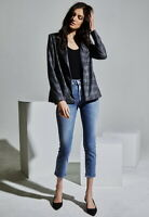 MCGUIRE DENIM Vintage Slim Ankle Skinny Jeans Pants Astoria Blue 24 $248 #17
