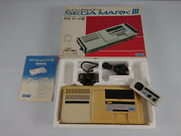 Console SEGA MARK III 3 import japon master system en boite rare