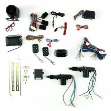 Chevy / GM / BPOC 2 Door Power Lock Keyless Entry Retrofit Kit w Alarm