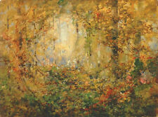 Autumn Tangle by William H Holmes   Giclee Canvas Print Repro