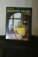 Harvest Moon Antiques tole painting Vol. 3 by Julie Knehn 1995 instruction book