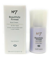 Boots No7 Beautifully Firmed Bust Cream - Firmer and smoother skin - 100ml