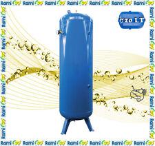 Serbatoio verticale aria compressa 720 litri 11 bar + Kit accessori BAGLIONI