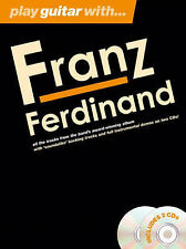 Play Guitar with Franz Ferdinand by Music Sales Ltd (Paperback, 2005)