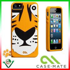 Custodia Case.Mate TIGRIS pr iPhone 5 5S SE CREATURES silicone Tigre antiurto