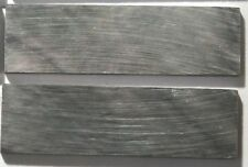 10 Blocks 30mm x 8.5mm x 1.5mm Inlay Material Black Mother of Pearl Shell Blank