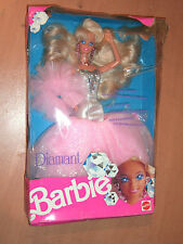 VINTAGE 1991 BARBIE DOLL DIAMANT EYES SPARKLE MATTEL MIB #4219