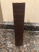 THE OCEAN, ATMOSPHERE, AND LIFE - Elisee Reclus - 1st US Ed. MAPS Illustrated