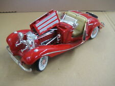 MERCEDES Benz 500k tipo specialroadster (1936) 1/18