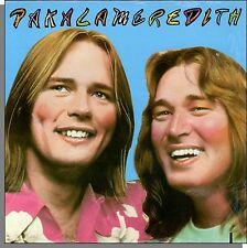 Pakalameredith - Jimmy Pakala, Larry Meredith - New 1977 Elektra LP Record!
