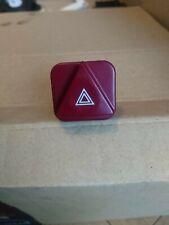 Peugeot 407 1007 Dashboard Hazard Warning Light Switch Button Citroen C5 C6