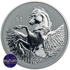 ILES VIERGES BRITANNIQUES 2021 - 1$ - Pégase - 1 oz (once) argent 999,99‰