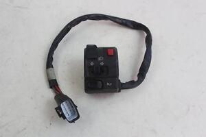 Ducati MultiStrada 1100S 1100 Left Headlight Blinker Control Switch 65140141A