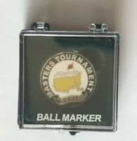 2007 Masters golf ball marker zach johnson wins augusta national Pga