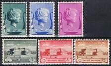 België postfris 1940 MNH 529-534 - Muziekstichting Koningin Elisabeth