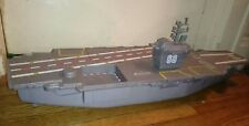 """RedBox 69016 30"""" TOY US Aircraft Carrier Navy Ships Jets USN PLASTIC TOY SHIP"""