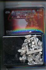 Heavy Gear Arena Engineering Cobra Pack MINT