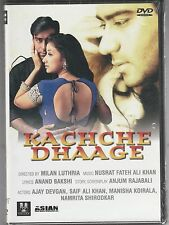Kachche dhaage - Ajay Devgan  [Dvd] + Free Cd