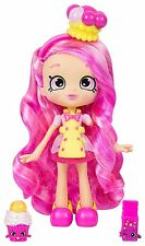 Shopkins Chef Club Shoppies Bubbleisha Doll Girls Toy Gift New Free Shipping