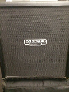 "Mesa Boogie Guitar Speaker 1x12 Mini Recto 19"" Straight Cab."
