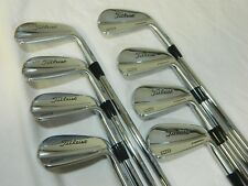 Titleist RH 716 MB Iron set 3-PW Dynamic Gold S300 Stiff flex Steel irons