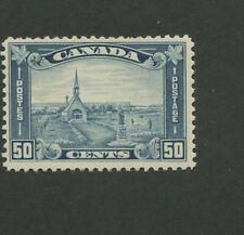 1930 Canada King George V Arch Leaf Issue Acadian Memorial Church Stamp #176