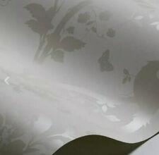 🤍LAURA ASHLEY Oriental Garden White Stunning Wallpaper W089817-A/1 🤍