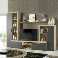 Mueble de comedor, salon moderno, conjunto comedor salon modulo Tv, Nobel
