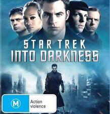 Star Trek - Into Darkness (Blu-ray, 2013, 2-Disc Set)