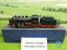 Modellbahnloks der Spur H0 aus Kunststoff für Gleichstrom Lokomotive