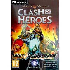Might & Magic Clash of Heroes PC Neuf sous Blister