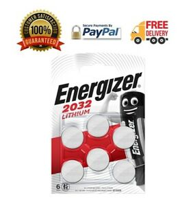 Energizer CR2032 cr 2032 cr2032 Battery Coin LITHIUM COIN CELL 3V BATTERY DL2032
