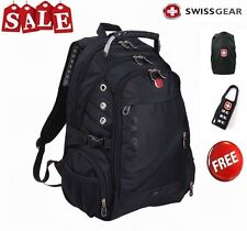 Wenger Swiss Gear Men Travel Bags Macbook laptop hike backpack 1418-01