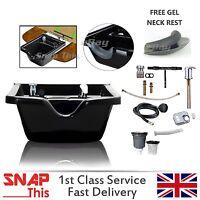 Hairdressing Back Wash Shampoo Basin Salon Sink Hair Barbers Shop Hairdresser